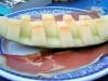 jamon y melon